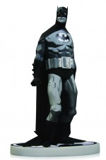 Batman Black and White Statue by Mike Mignola