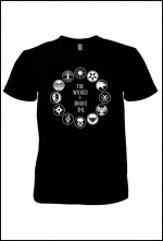 Wicked & Divine Pantheon Circle Tshirt