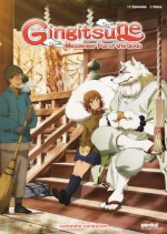 Gingitsune DVD