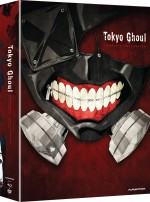 Tokyo Ghoul Bluray DVD Combo