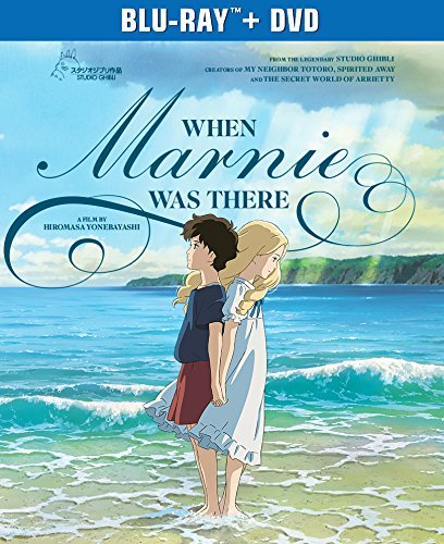 When Marnie Was There Bluray DVD combo
