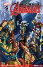 All-New Different Avengers #1 (2015)