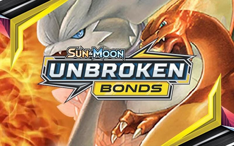Pokemon Unbroken Bonds Prerelease – Sat. April 20, 2019